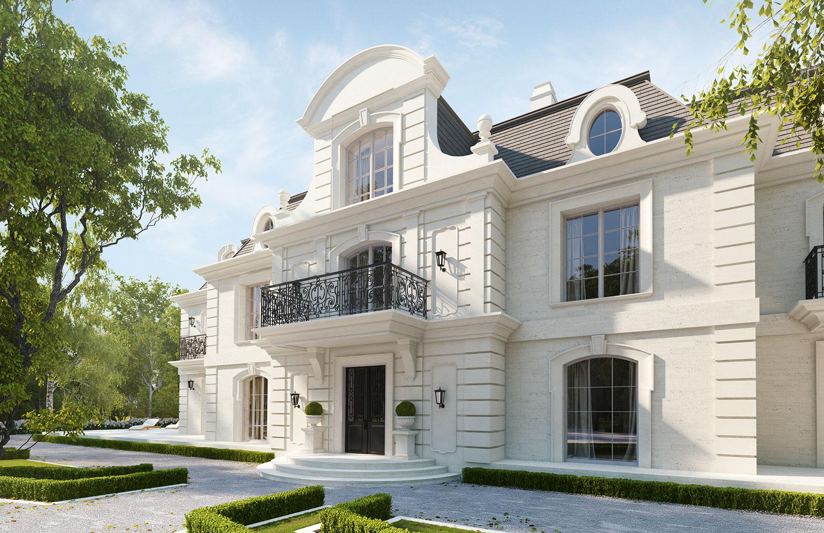 S Atelier Projekty Domów Luksusowych Luksusowe Domy